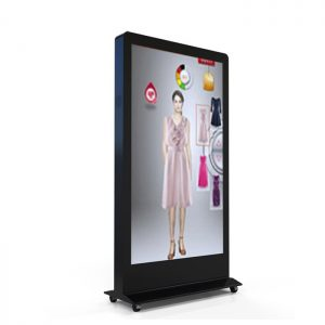 84 Inch Outdoor Waterproof Advertising Player Digital Signage Display