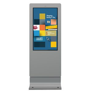 Floor Standing Digital Signage Display
