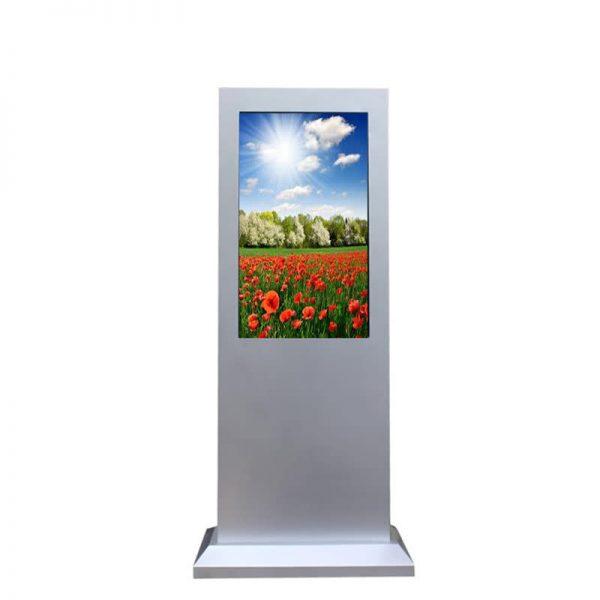 Floor Standing Waterproof Outdoor Digital Signage Displays