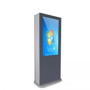 Outdoor LCD Digital Signage Screen Commercial Digital Signage