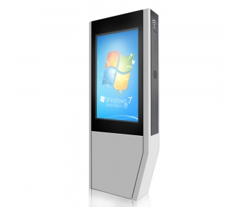Outdoor LCD Digital Signage with Wifi Advertising Display Screens