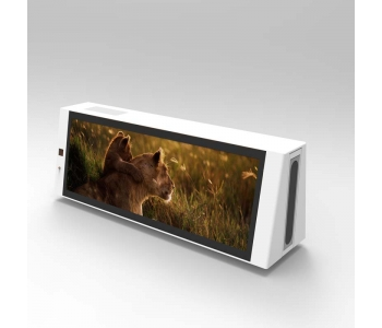 Taxi Top Strip Dual Side Outdoor Digital Signage Display