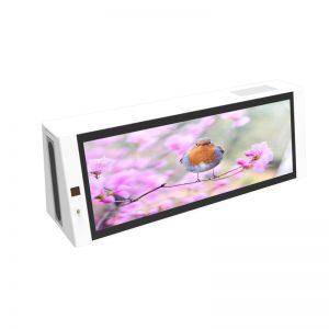 Taxi top Strip Dual Side Outdoor P2 P0.4 lcd display high brightness digital signs