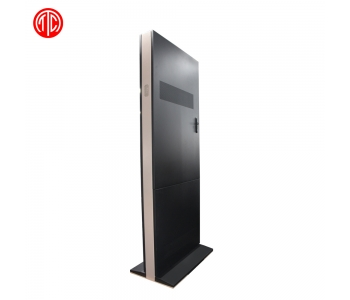 Ultra Thin IP65 LCD Outdoor Signage Displays With Built-in Speaker